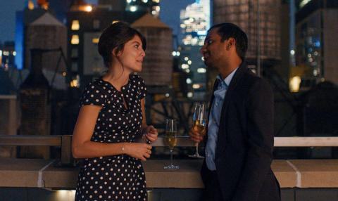 """The Netflix show """"Master of None"""" deals with the personal life of Dev, an actor in New York played by Ansari."""