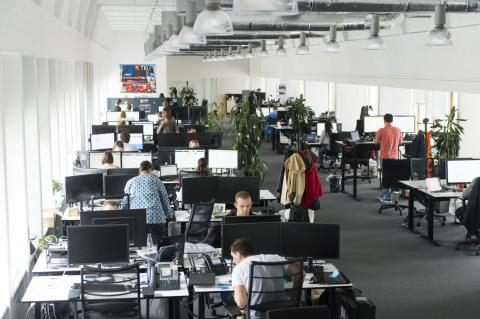 Oficina de Trustpilot en Copenhage