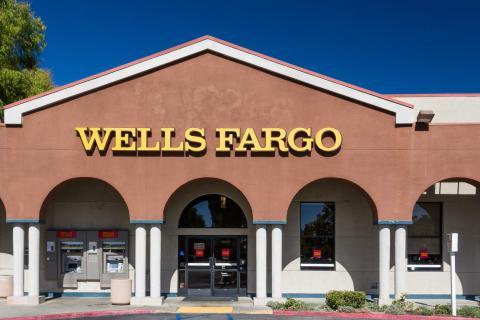 Oficinas de Wells Fargo.