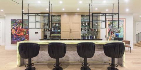 Bar mansion lebron james
