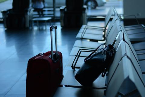 perdida maleta aeropuerto