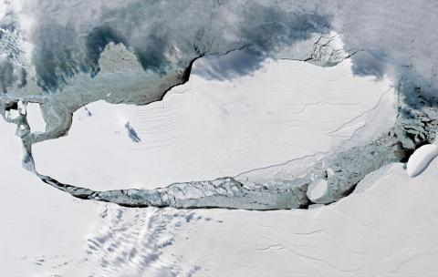 Unexpected ice-shelf collapses could also surprise us with extra sea-level rise. If warmer water causes the glaciers that hold back ice sheets on top of Antarctica and Greenland to give way, that would cause massive quantities of