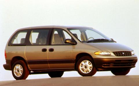 Plymouth (Chrysler): First produced in 1928 as a lower priced alternative to the Big 3 flagship cars, Plymouth was eventually dissolved by Chrysler in 2001. But who can ever forget the Plymouth Voyager, king of 1990s suburban