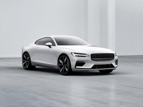 The Polestar 2 will have 350 miles of range.