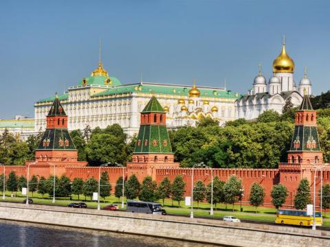 As president of Russia, Putin's official residence is the Moscow Kremlin. However, he spends most of his time at a suburban government residence outside of the city called Novo-Ogaryovo.