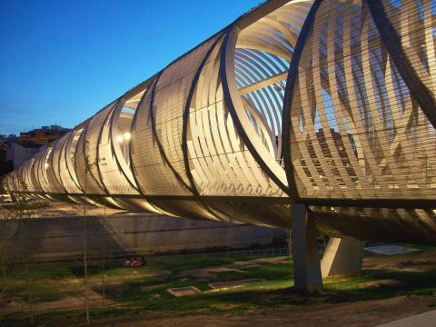Puente de Arganzuela Madrid