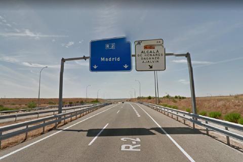 R-2 Madrid-Guadalajara