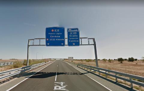 R-4 Madrid-Ocaña