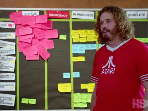 Silicon Valley, de HBO