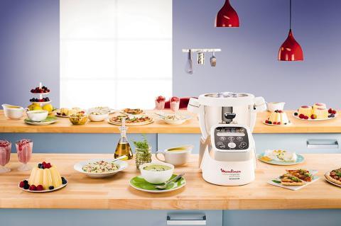 Robot de cocina Moulinex Cuisine Companion HF802A