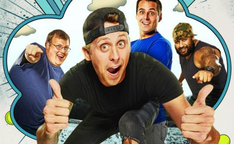 Cartel Roman Atwood's Day Dreams