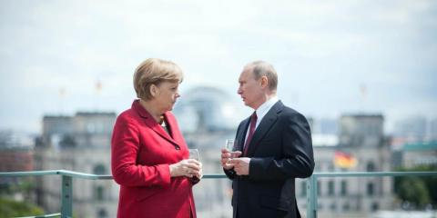 Russia is the world's second most powerful country, according to US News and World Report, while Germany has risen to fourth.