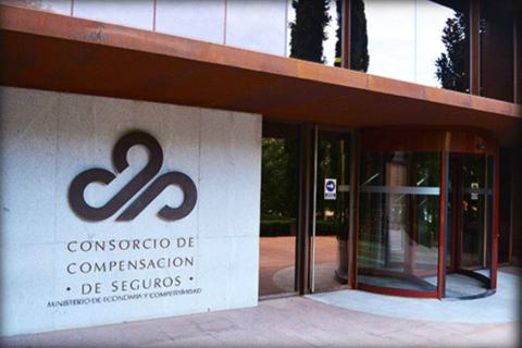 Sede del Consorcio de compensacion de seguros