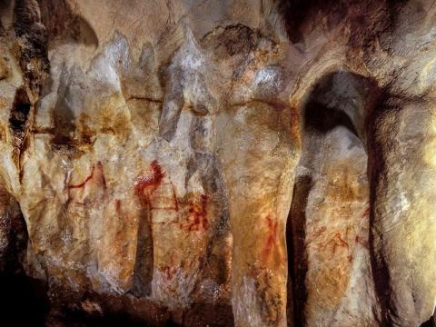 Algunas pinturas rupestres atribuidas al Homo Sapiens, en realidad las hicieron Neandertales [RE]
