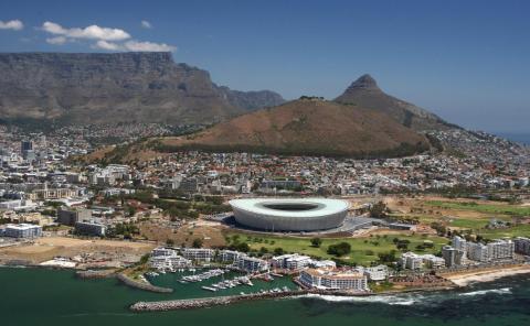 Ciudad del Cabo, Sudáfrica.
