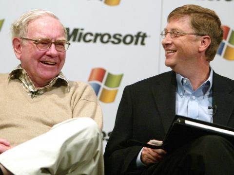 He donated even more to the Bill and Melinda Gates Foundation in 2018 — around $2.6 billion worth of Berkshire Hathaway stock.