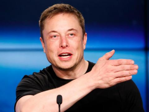 Tesla CEO Elon Musk indicated the company will continue to deliver vehicles directly from its factory to customers' homes.