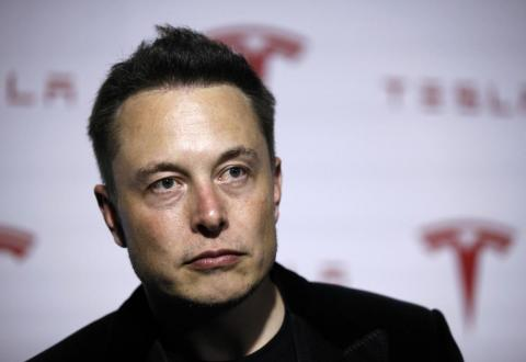 Elon Musk, CEO of Tesla, which has announced several cost-cutting moves recently.