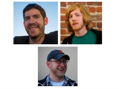 Tom Preston-Werner, Chris Wanstrath, and PJ Hyett are the co-founders of GitHub, which was acquired by Microsoft in June.