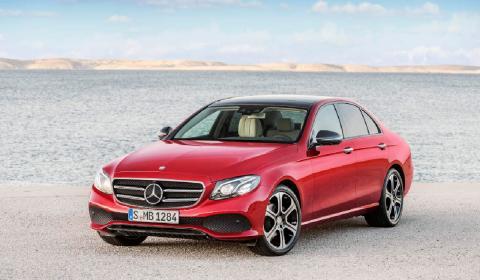 Mercedes Clase E.