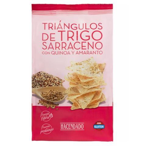 Triangulos sanos mercadona