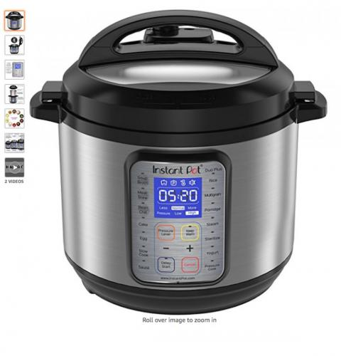 "United States: In the US, the <a href=""https://amzn.to/2L6VAYo"">Instant Pot 6 Qt 7-in-1 Multi Use</a> was a top seller, with 300,000 purchased."