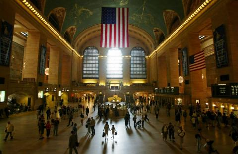 Grand Central Terminal, Nueva York.
