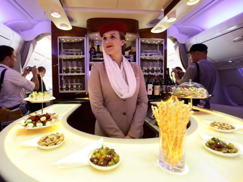 What's more glamorous than getting paid to travel? That's the job description of a flight attendant in a nutshell, which comes complete with perks like flying standby for free or discounted prices and getting to explore exotic