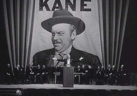 "1. ""Citizen Kane"" (1941)"