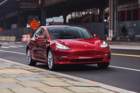 1. The standard Model 3 features a single motor. The Model 3 Performance features a dual-motor system to make acceleration feel even zippier.