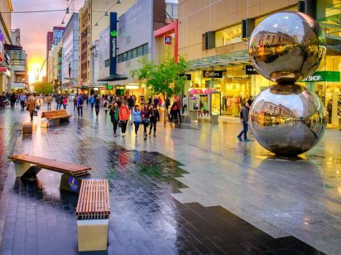 10. Adelaide, Australia