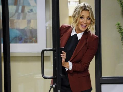 "$1,000,000 — Kaley Cuoco, ""The Big Bang Theory"" (CBS)"