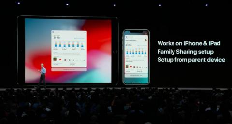 11. In iOS 12, you'll get a new app called Screentime, which gives you data and insights about how you spend time in your apps. You can see how often you're picking up your phone, which apps are drawing you in, and which apps are