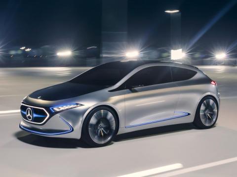12. Mercedes-Benz EQA