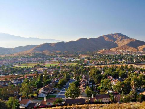 14. Jurupa Valley, California