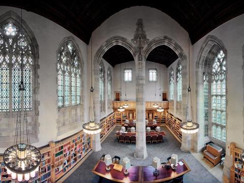 15. Yale University, USA — 89.6