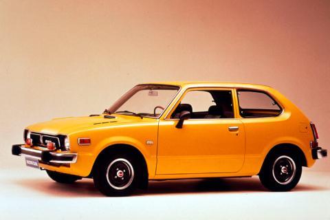 16 coches adelantados a su tiempo Honda Civic CVCC