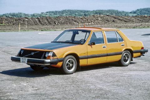 16 coches adelantados a su tiempo Volvo 240