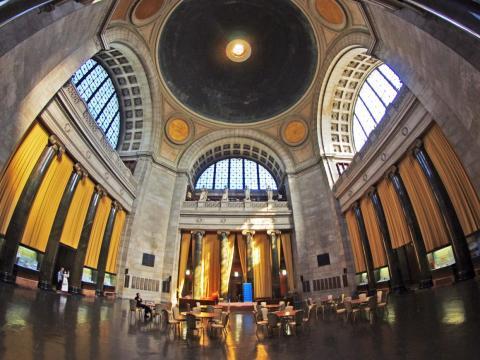 16. Columbia University, USA — 88.5