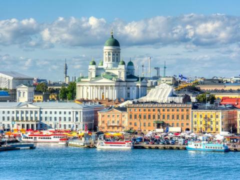 16. Helsinki, Finland