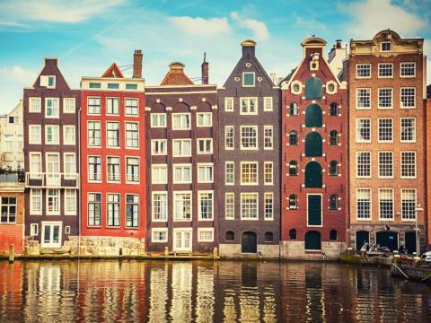 17. Amsterdam, Netherlands