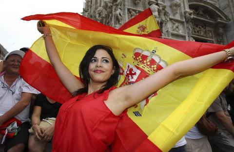 18. España.