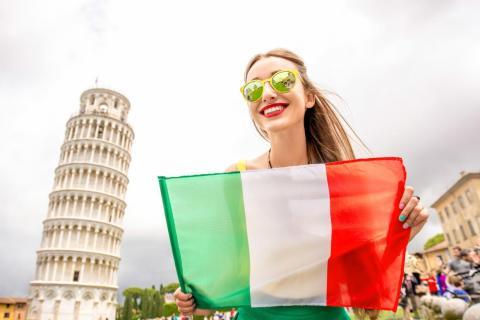 19. Italia.
