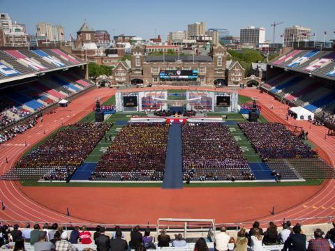 19. University of Pennsylvania, USA — 86.5