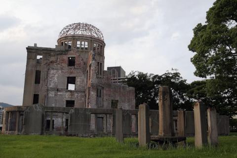 2. The Atomic Bomb Dome: Hiroshima remembers
