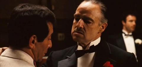 "2. ""The Godfather"" (1972)"