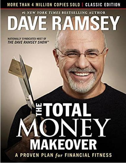 2. 'El cambio radical de imagen del dinero: Un plan probado para el bienestar financiero', de Dave Ramsey