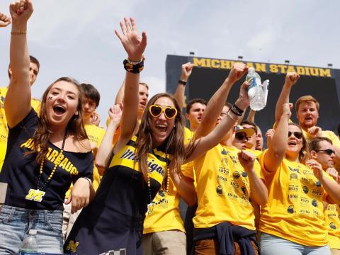 20. University of Michigan, USA —86.4
