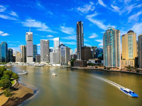 22. Brisbane, Australia