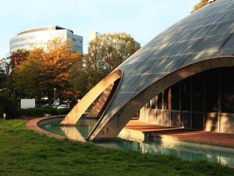 24. Australian National University, Australia — 84.4